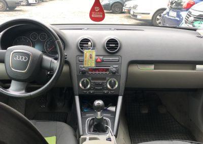 Audi Interior Categoria B Tecro Company