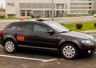 Audi A3 – benzina