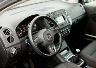 VW Golf VI Diesel